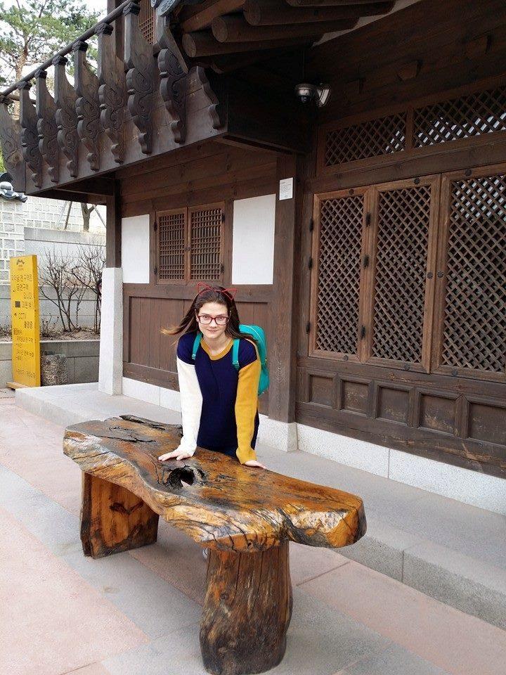 Традиционный корейский дом- усадьба